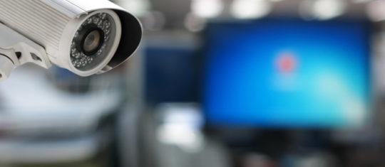 caméra protéger son entreprise