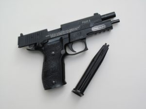 Pistolet pour tir sportif