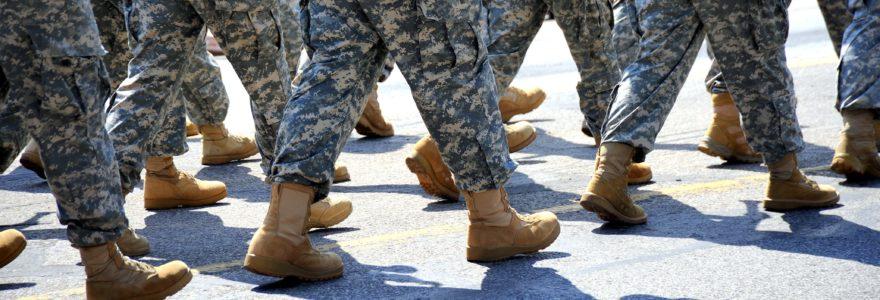 Vente en ligne d'équipements et vêtements militaires