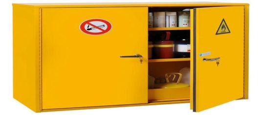 armoire de sécurité